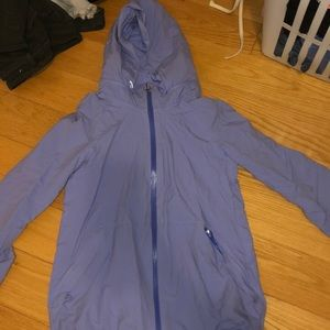 Ivivva rain jacket size 12